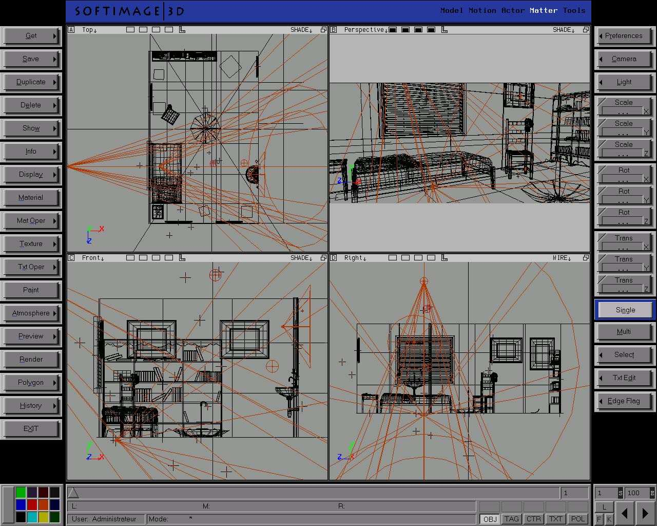 3d Software Reviews Softimage